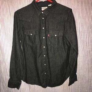 Levi's Tailored Fit Western Shirt